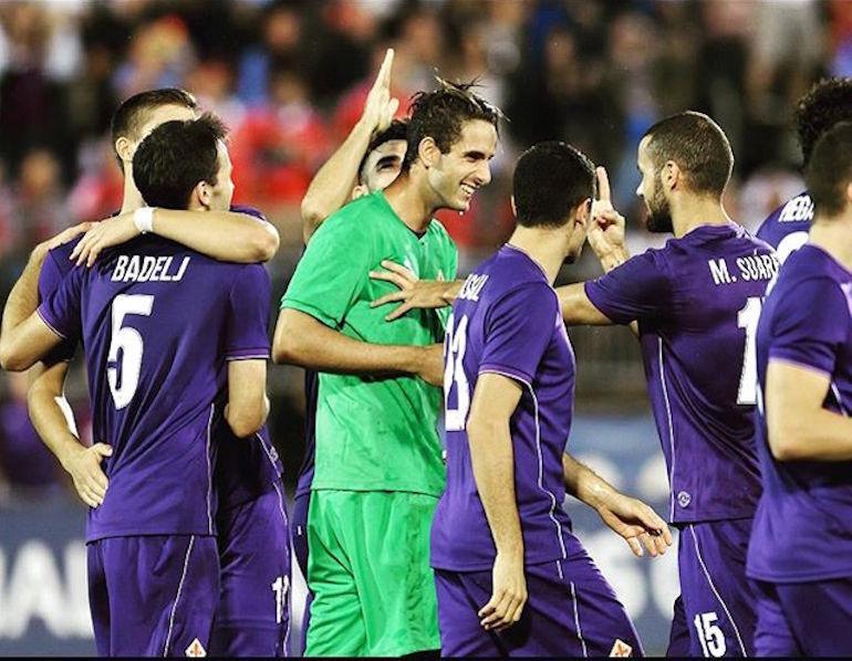 Fiorentina, Toc Toc