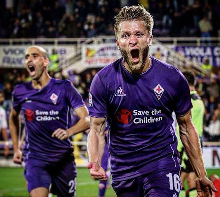 Fiorentina - Bologna, Toc Toc Firenze