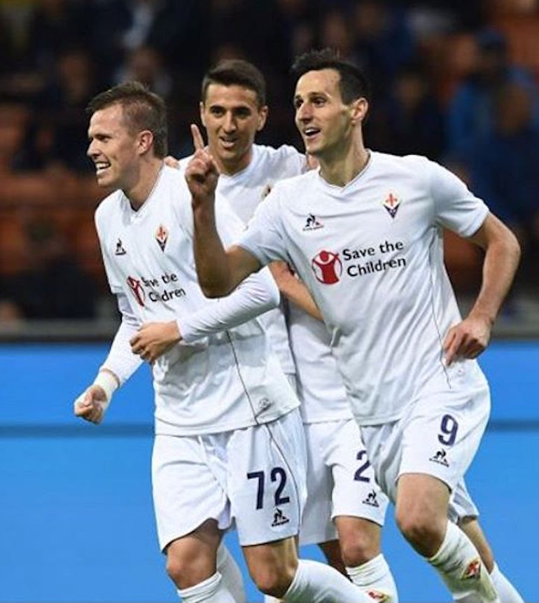 Inter - Fiorentina, Toc Toc Firenze