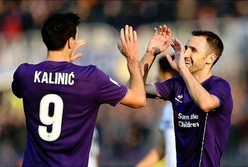 Fiorentina - Udinese, Toc Toc Firenze