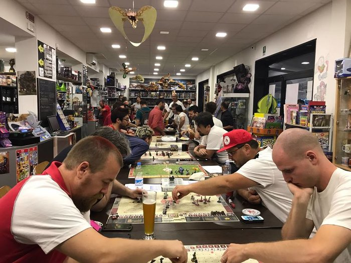 Bloodbowl a Firenze