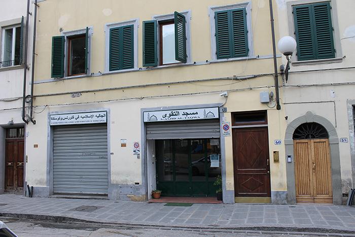 centro islamico, moschea, Firenze, Ciompi, Borgo Allegri