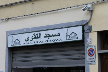 moschea, centro islamico, Firenze, moschea di Firenze, Ciompi