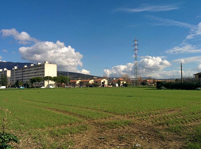 Sesto Fiorentino, Via Pasolini, Sesto, moschea, area