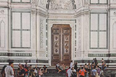 duomo Firenze vita notturna
